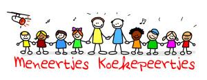 Meneertjes Koekepeertjes Logo